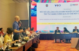 US supports Vietnam to improve business satisfaction