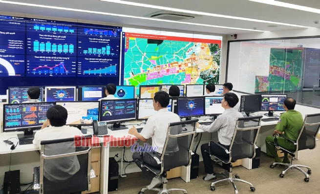 VNPT Binh Phuoc Driving Digital Transformation and Building Smart Locality